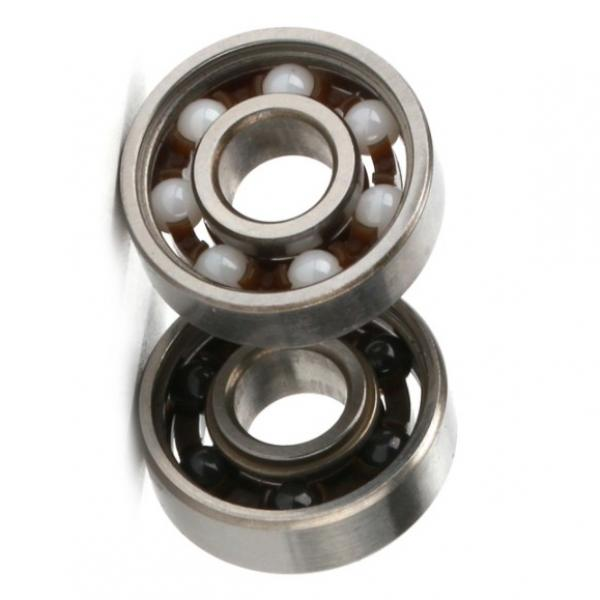 Industrial Machinery Air Conditioner Washing Machine Car Wheel Electric Motor Generator Engine Accessories Auto Motorcycle Spare Part Deep Groove Ball Bearings #1 image